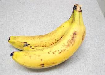 美顔・美肌のためのバナナ
